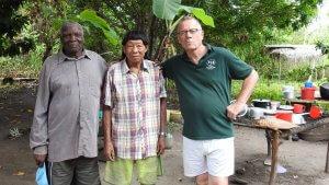 The Forgotten People in Zuid Suriname. Voor één keer geen bijen