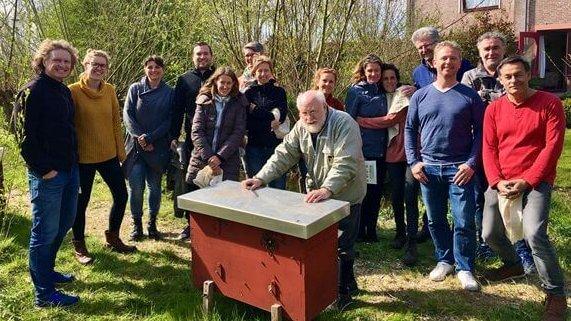 GAAT DOOR ONLINE!!!!!  :  Biologisch-dynamisch imkeren – 6 Vrijdagen cursus met Albert Muller en Arnoud Sap